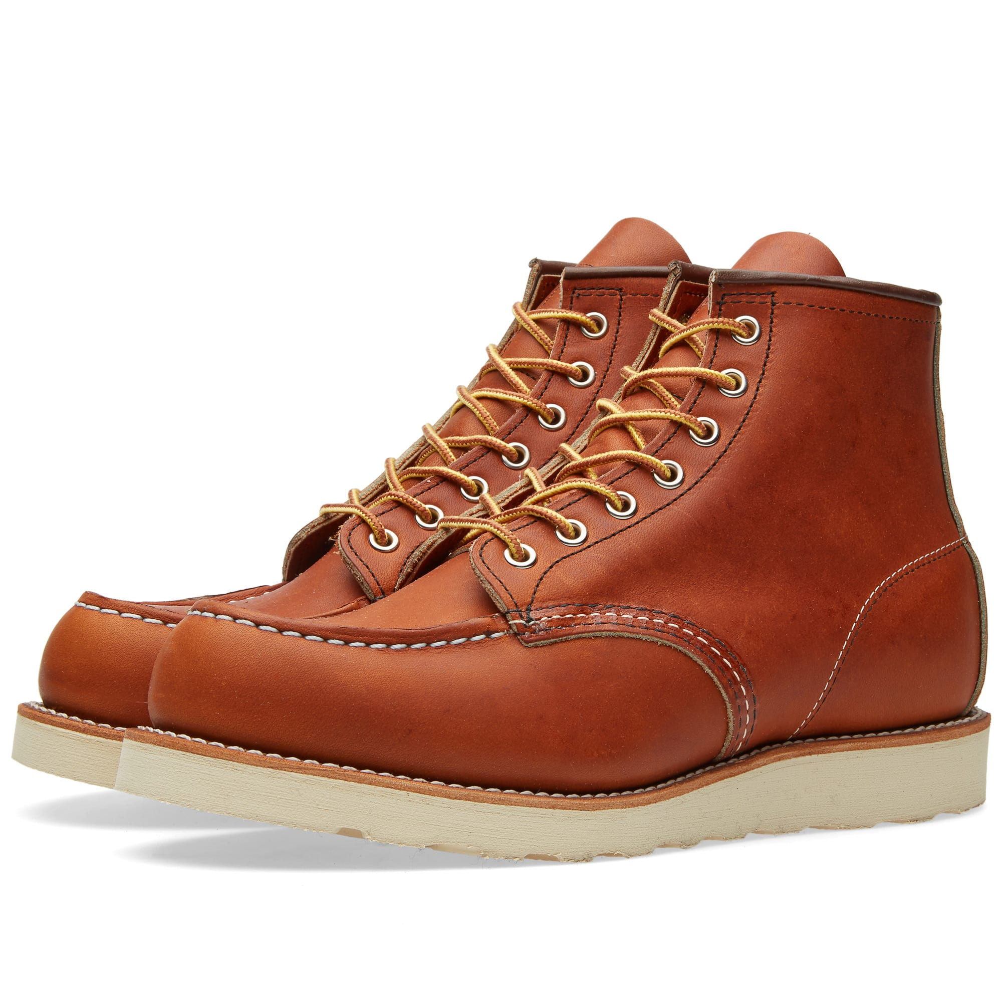 Red Wing 875 Heritage Work 6 Moc Toe Boot Oro-Legacy | END.