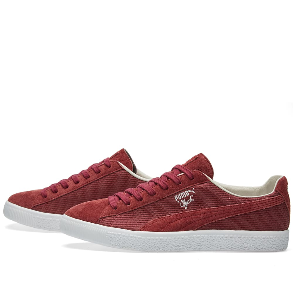 meilleur authentique 0a2ee 0cbbc Puma Clyde - Made in Japan
