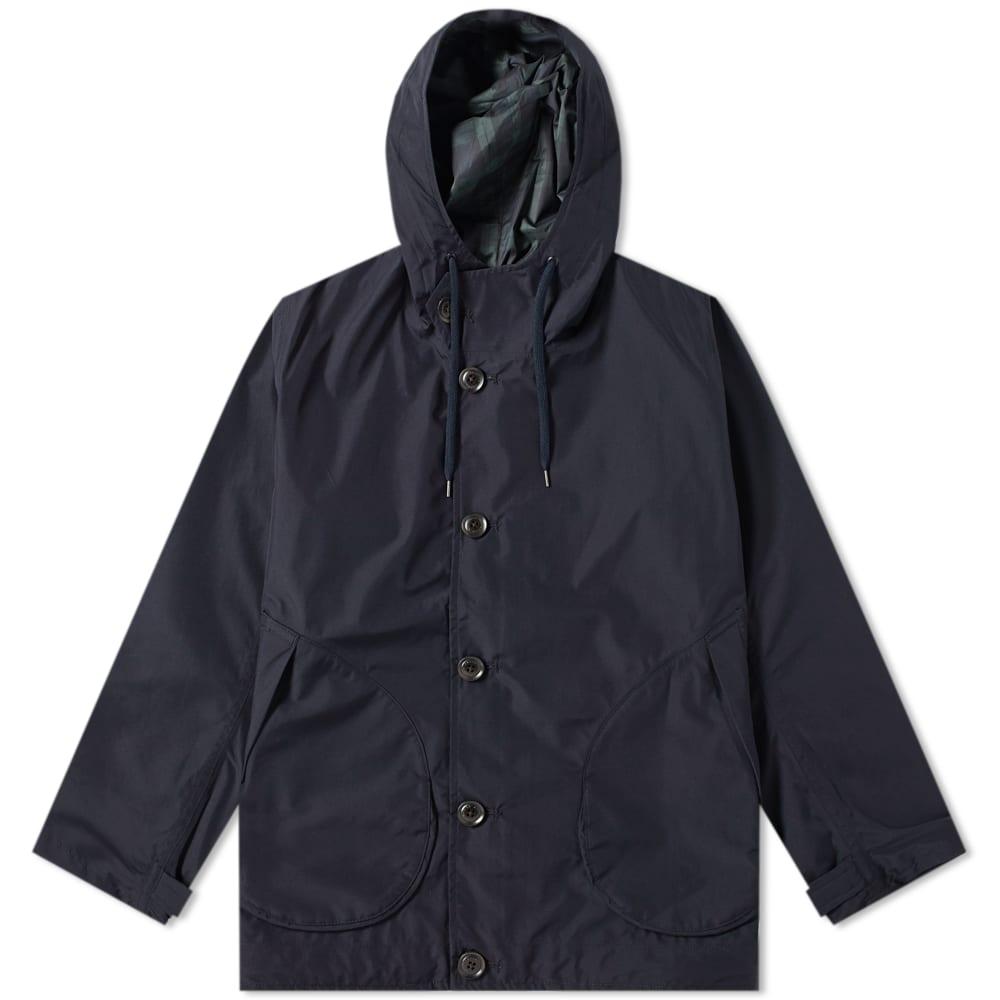 NANAMICA Nanamica Nylon Gore-Tex Cruiser Jacket in Blue
