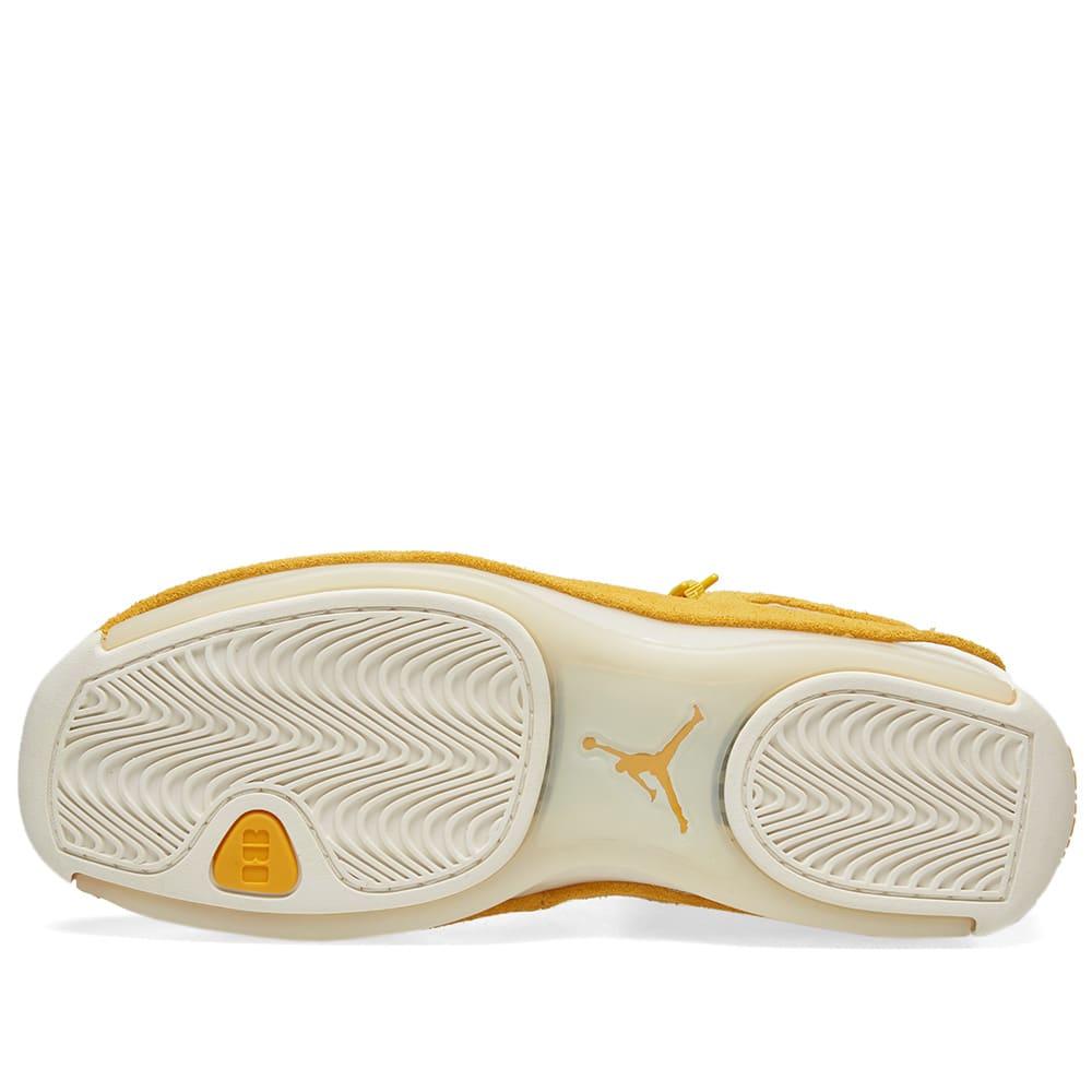 a425f0c870c937 Air Jordan 18 Retro Yellow Ochre