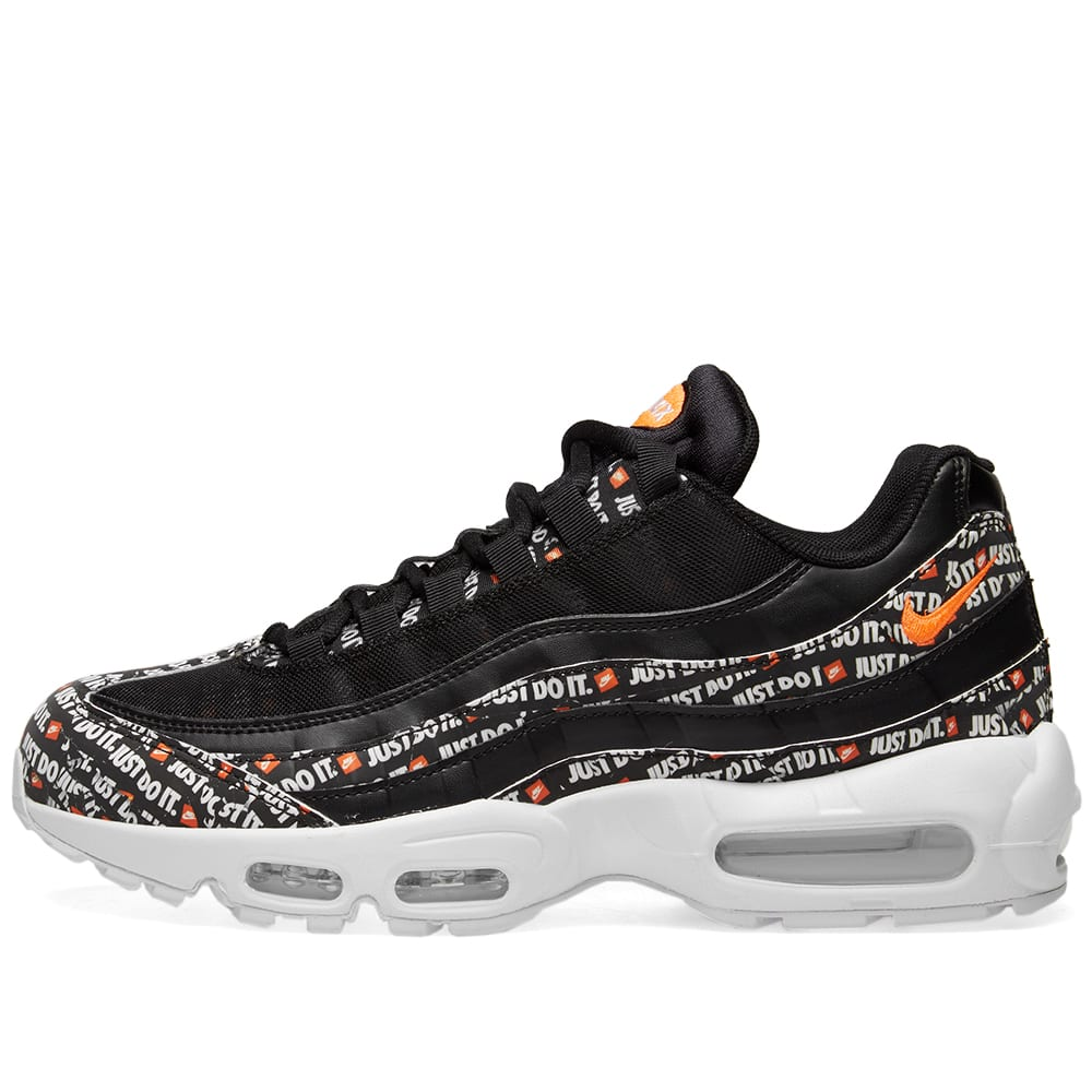 06807cca9 Nike Air Max 95 SE White   Black