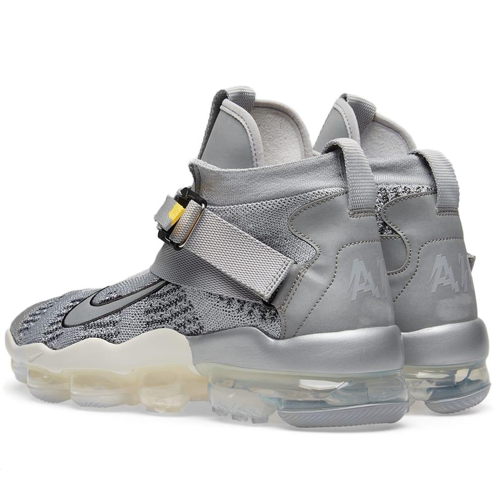 d5108f549245 Nike Air VaporMax Premier Flyknit Grey