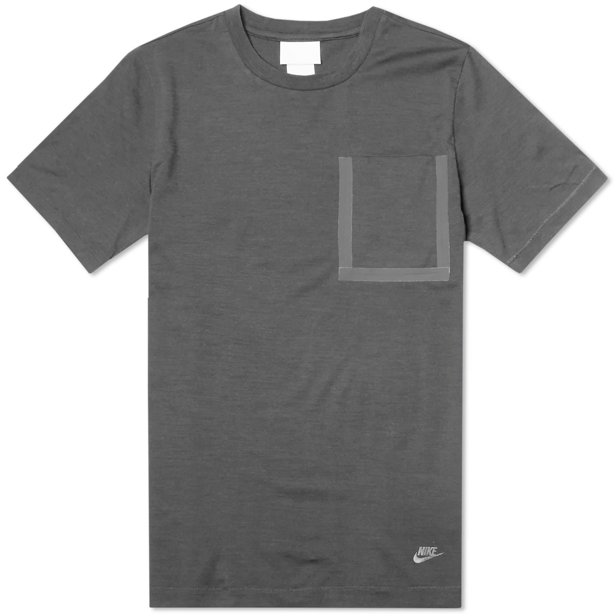 Nike White Label Pocket Tee