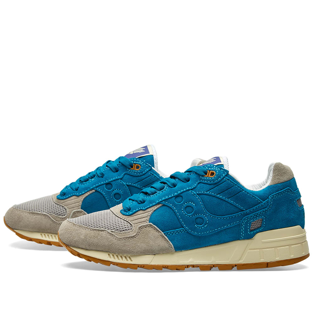 Bodega x Saucony Shadow 5000 Re Issue Teal