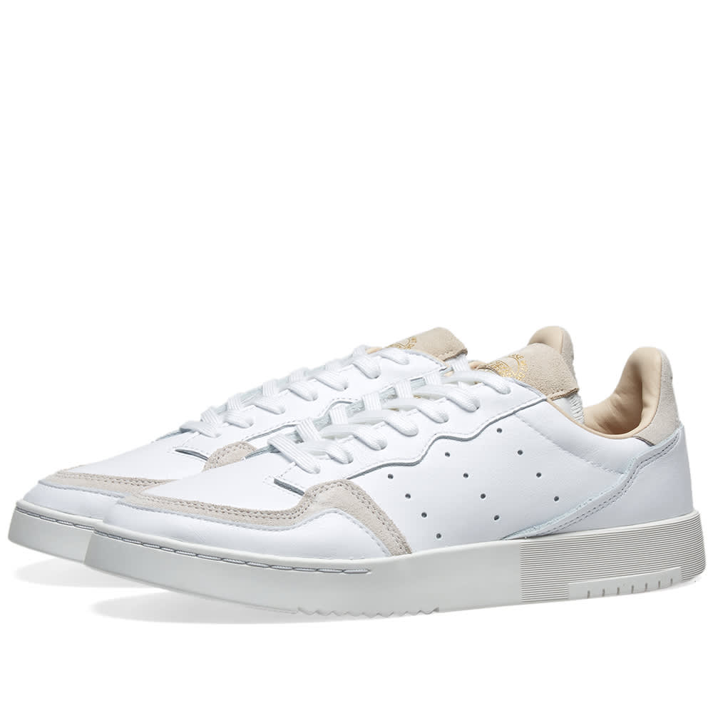 Adidas Supercourt Lux Leather by Adidas