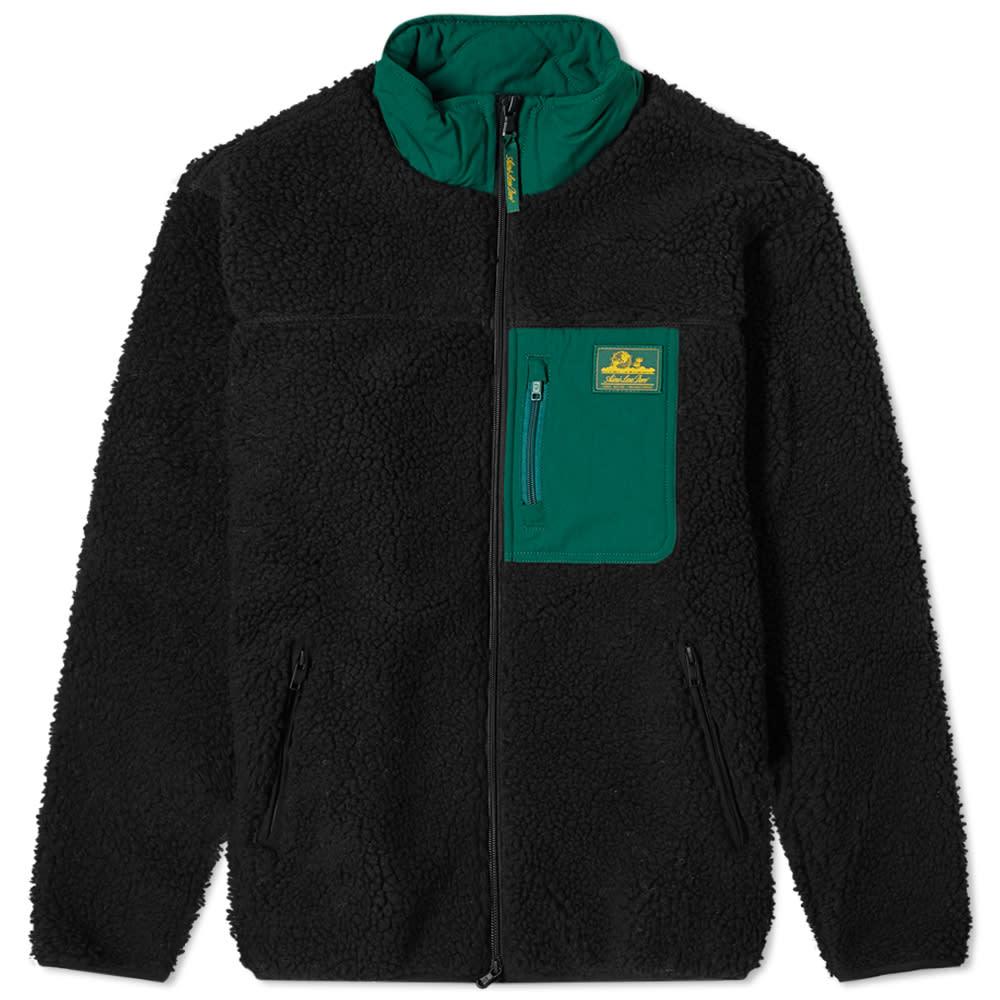 Essentials Boys Full-Zip Polar Fleece Jacket Gar/çon