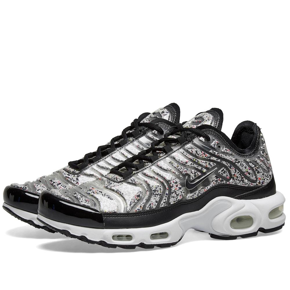 Nike Air Max Plus LX W Black \u0026 White | END.