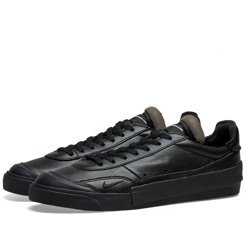 Nike Drop-Type Leather Premium Black