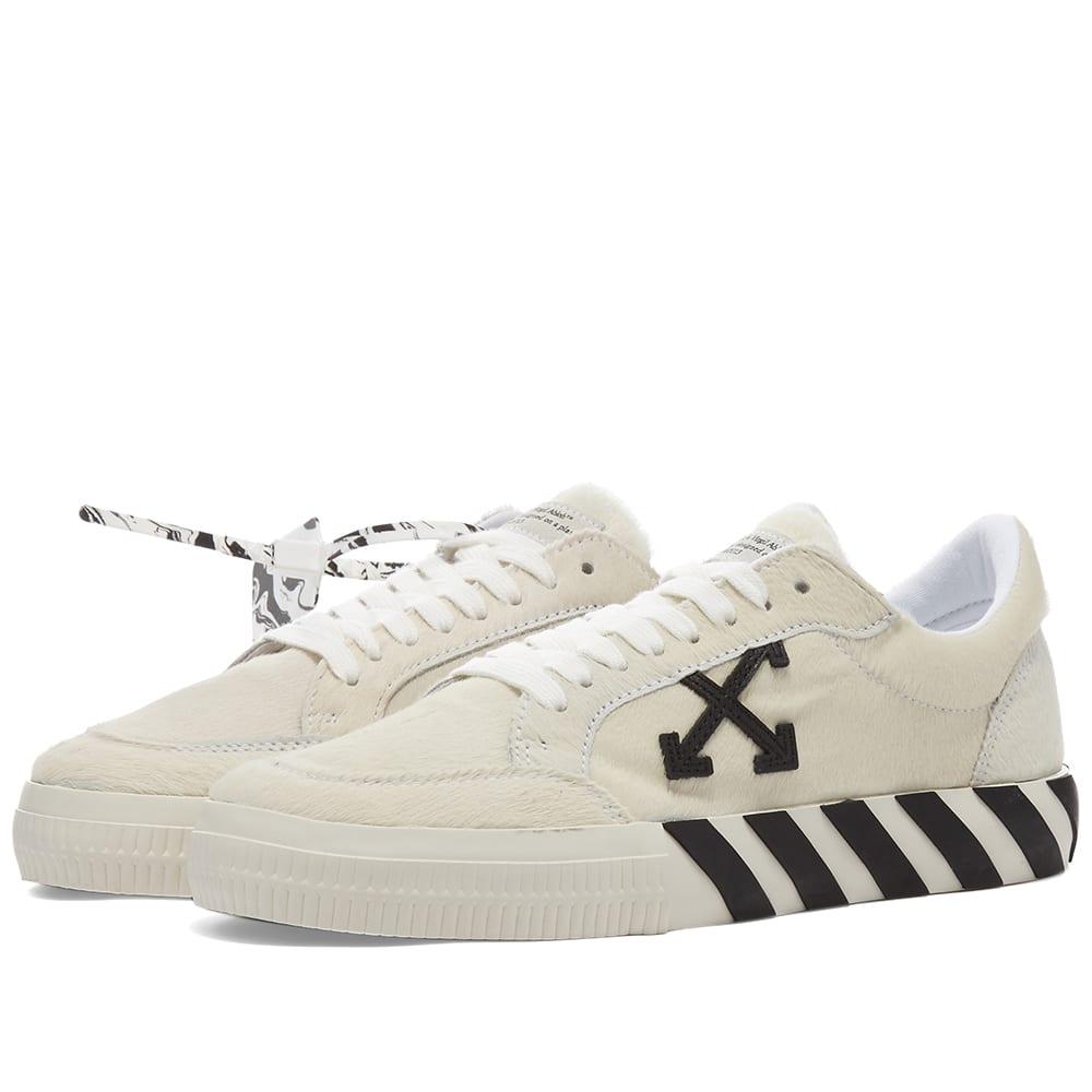 Off-White Pony Low Vulcanized Sneaker