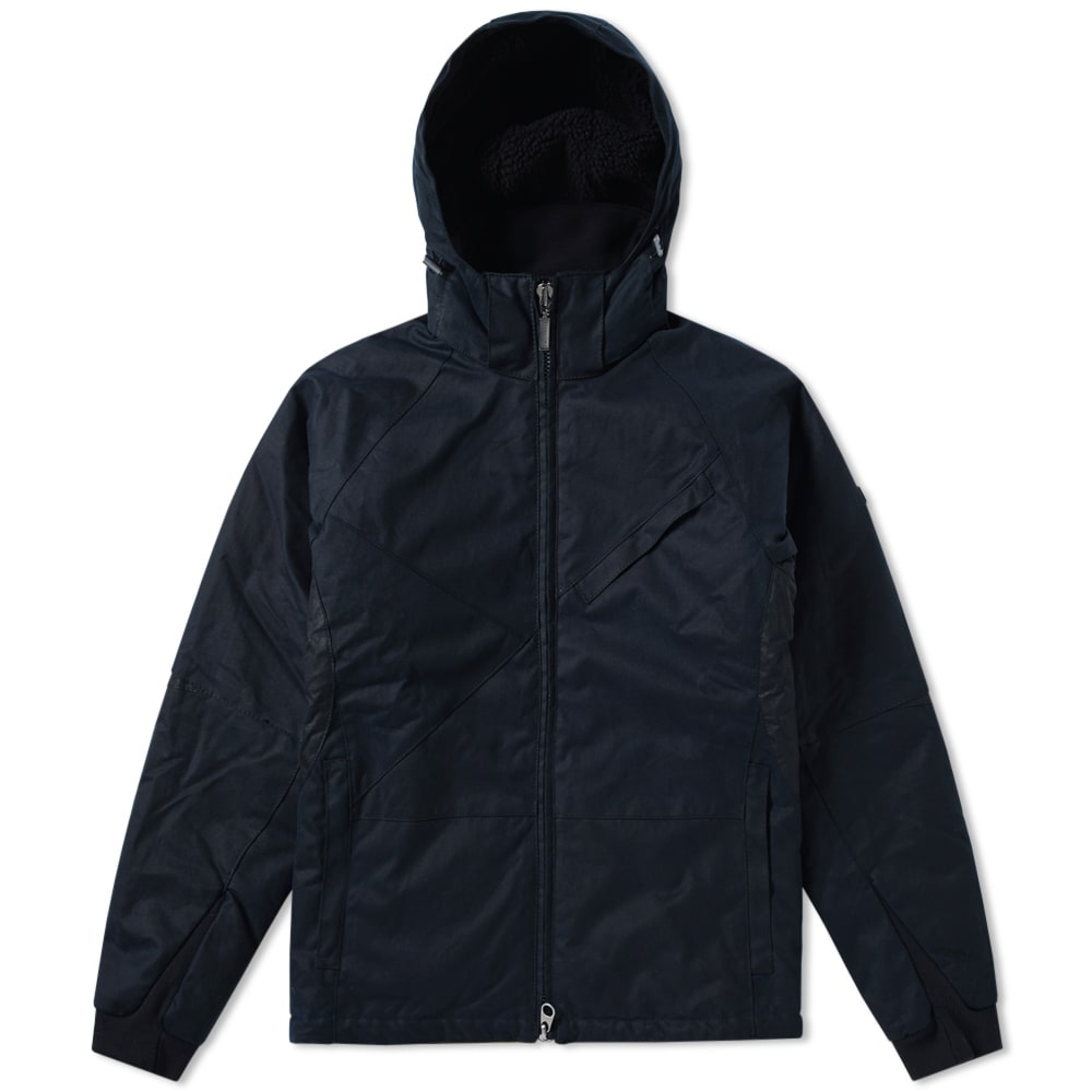 Barbour International Wax Sleeve Jacket