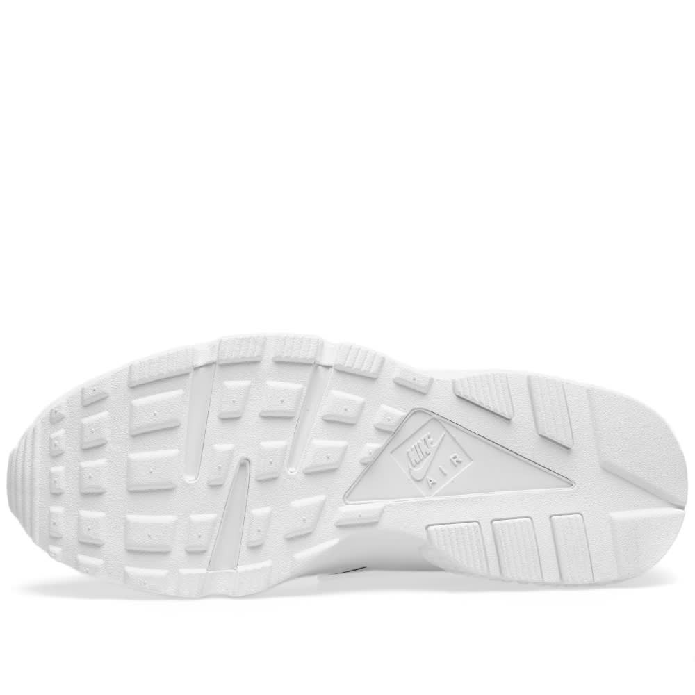 lowest price e896a 7f415 Nike Air Huarache  Triple White  Triple White   END.