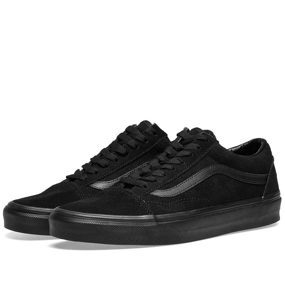Vans Old Skool Black   END.