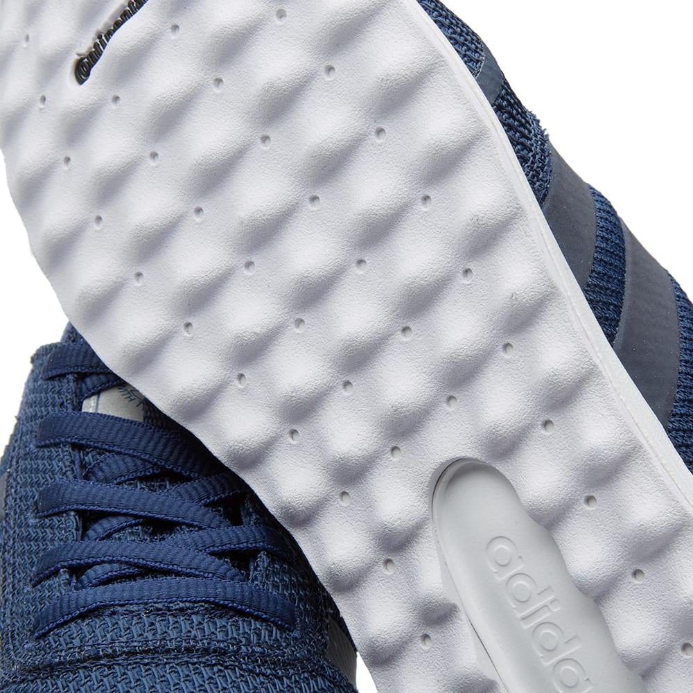 Beneficiario sustantivo Distinguir  Adidas Los Angeles Collegiate Navy & Dark Blue | END.