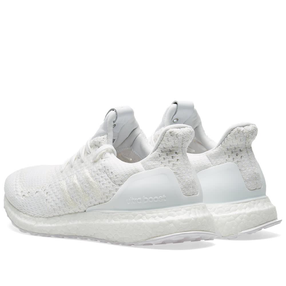 7abdd6eb6 Adidas Consortium x A Ma Maniere x Invincible Ultra Boost White