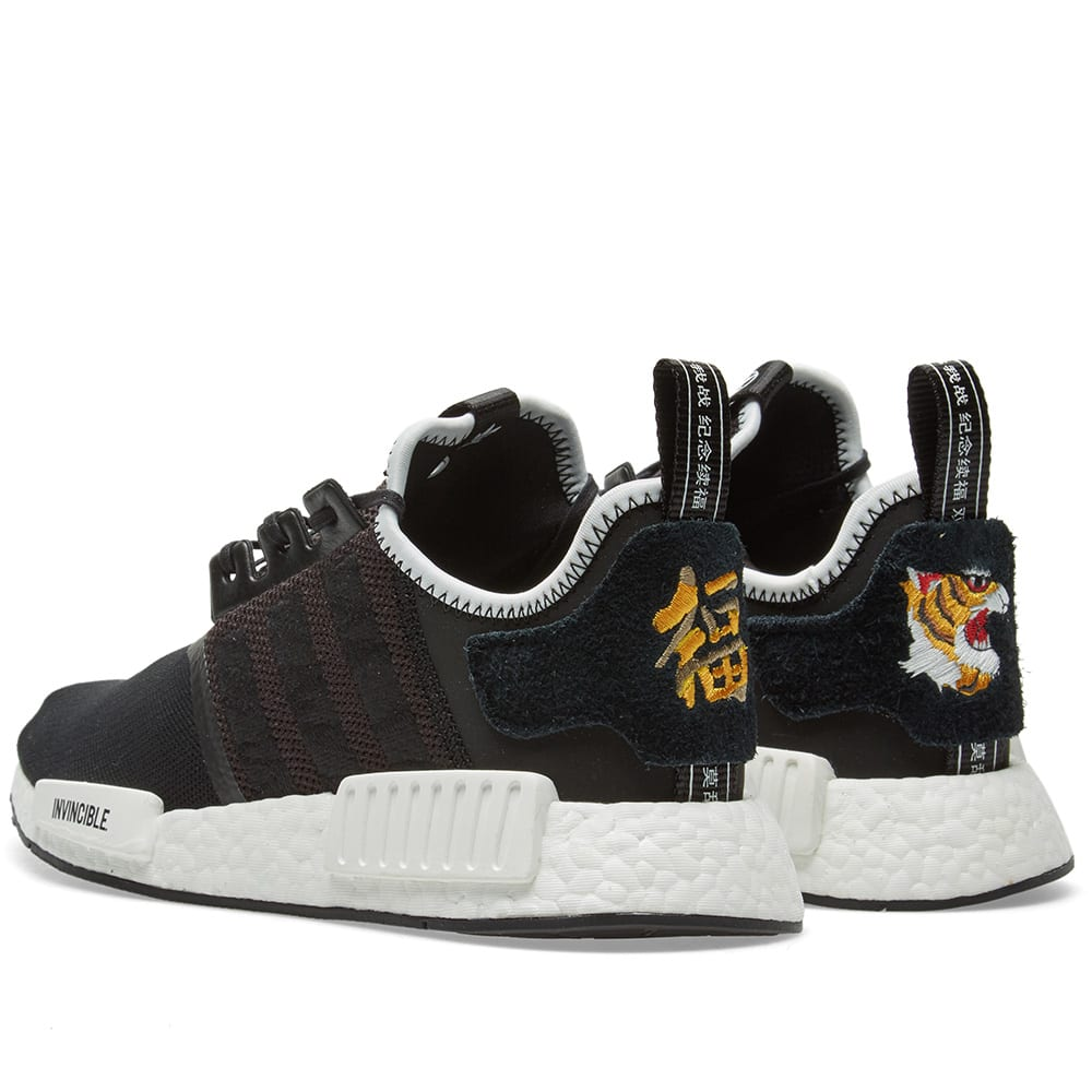 online retailer 516ce 3aebc Adidas Consortium x Invincible x Neighborhood NMD R1