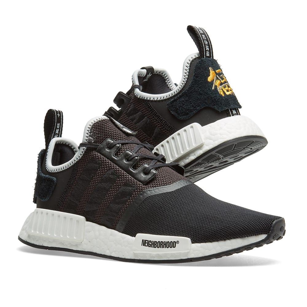 online retailer e4a99 2edca Adidas Consortium x Invincible x Neighborhood NMD R1