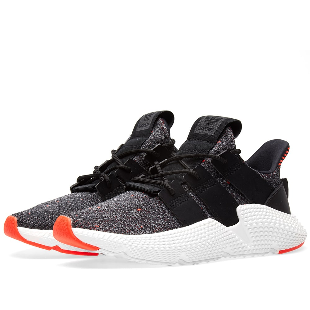 26a06f358 Adidas Prophere Core Black & Solar Red | END.