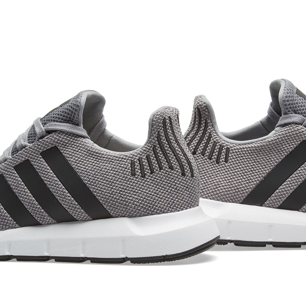 fc59a25c52bdd Adidas Swift Run Grey Two