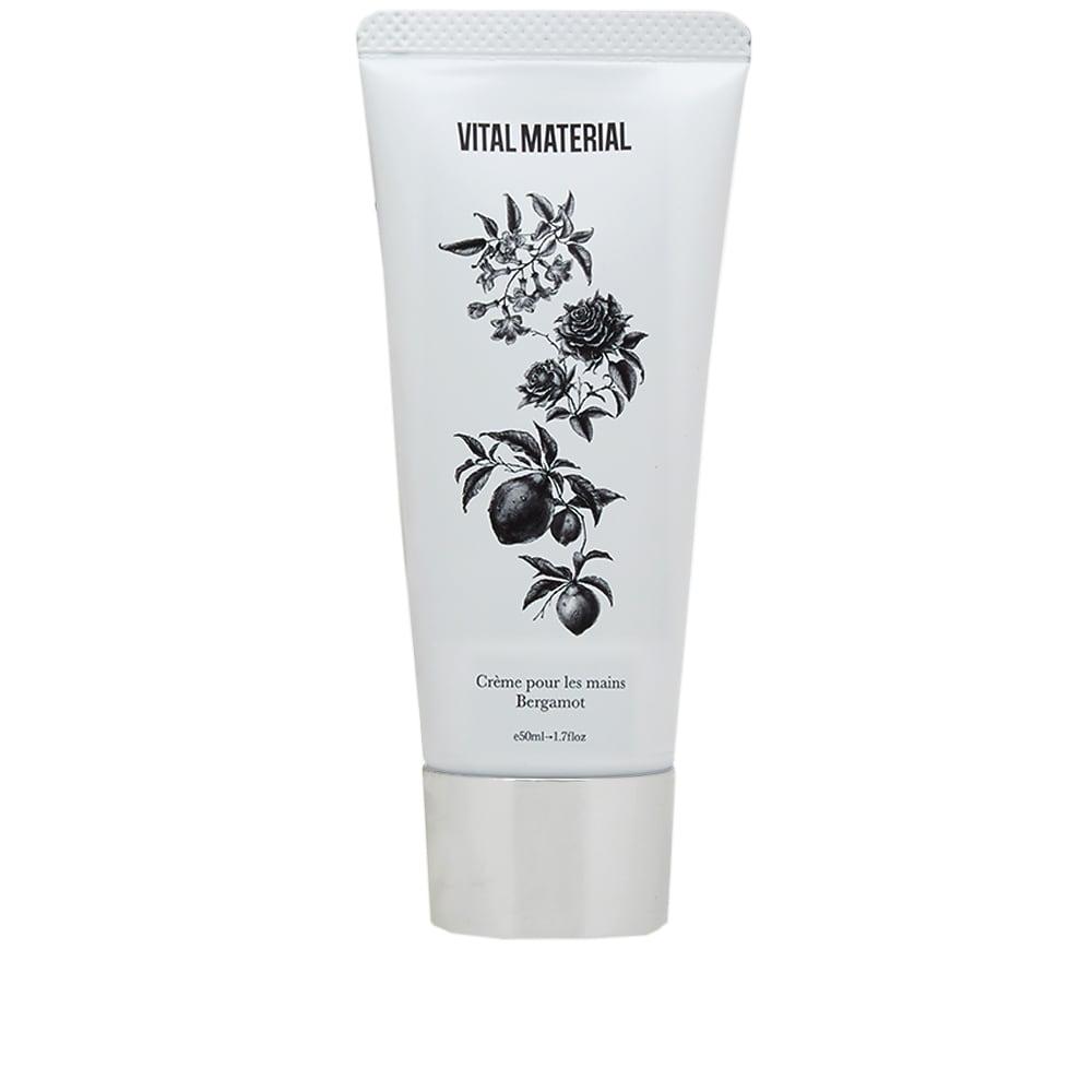 VITAL MATERIAL Vital Material Bergamot Hand Cream