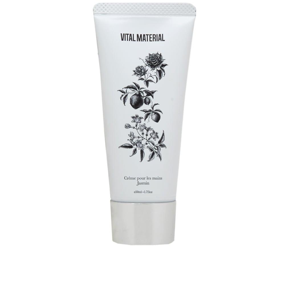 VITAL MATERIAL Vital Material Jasmine Hand Cream