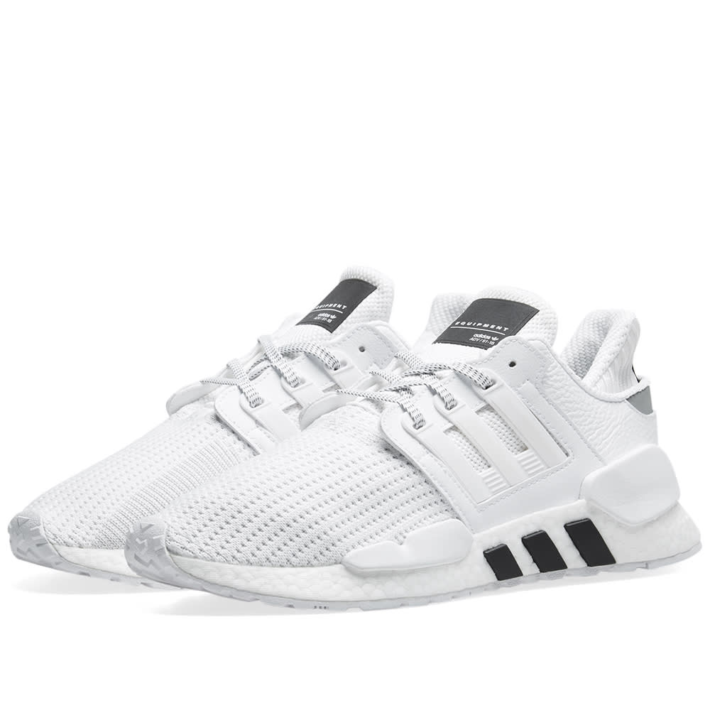 new product 9eced fd86a Adidas EQT Support 91 18 White   END.