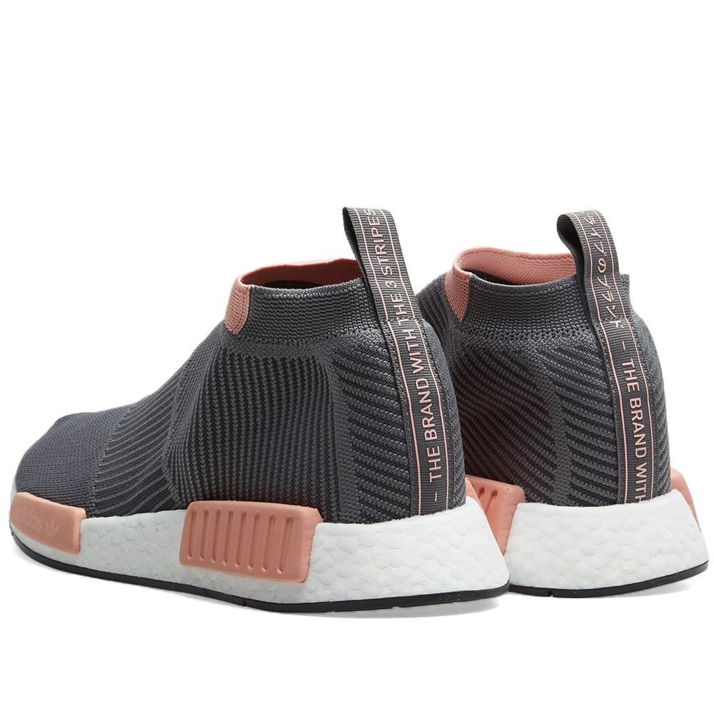 435e970222d0d Adidas NMD CS1 PK W Grey   Trace Pink
