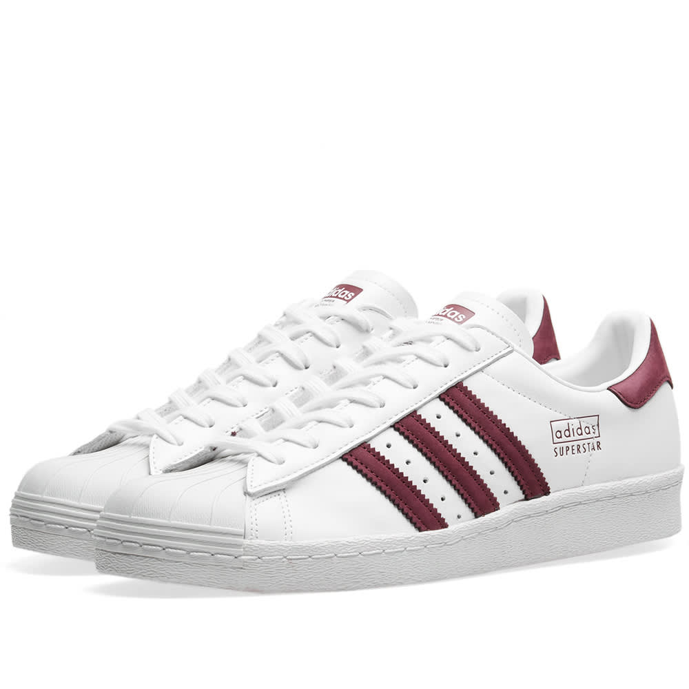 1ef6086bf8 Adidas Originals Adidas Superstar 80S In White
