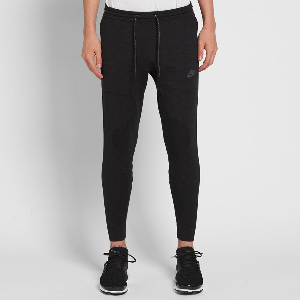 d9e689d54a99 Nike Tech Knit Jogger Black