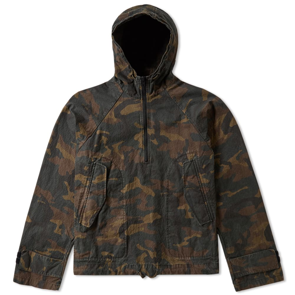 Yeezy Season 1 Thin Camo Jacket