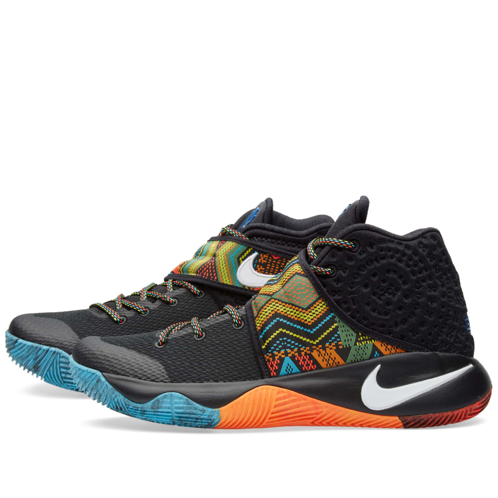 official photos dc184 18d57 Nike Kyrie 2 BHM Black   Multicolour   END.