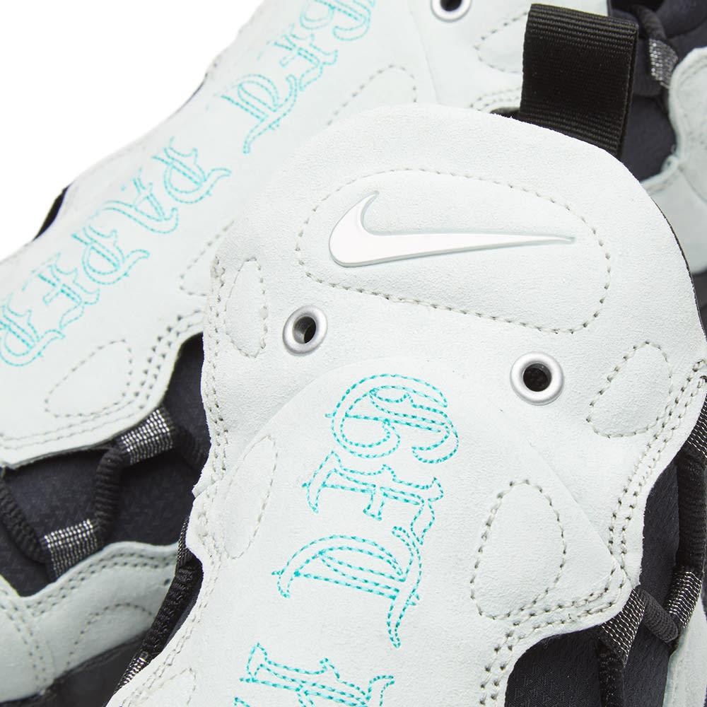 sports shoes c485a bc12b Nike Air More Money QS Barley Grey   Jade-Black   END.