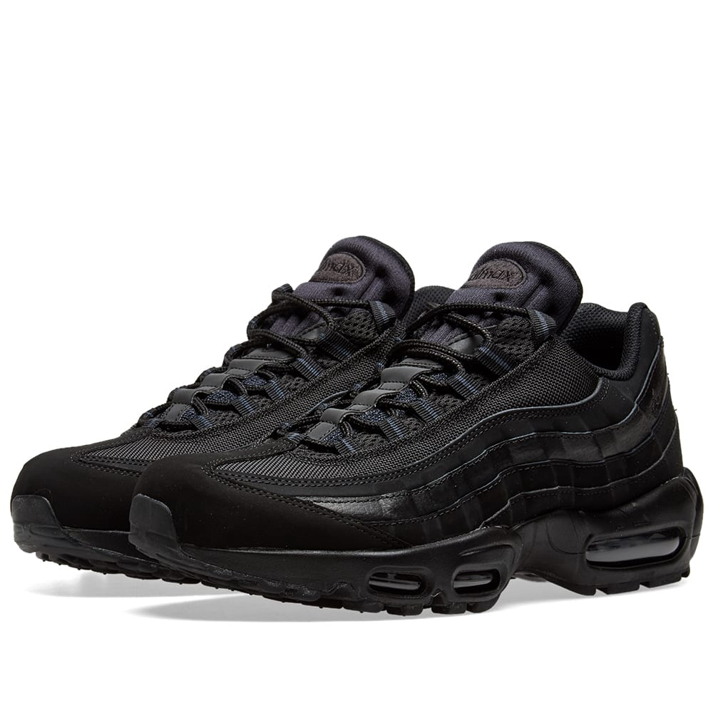 detailed look df178 2129b Nike Air Max 95 Black   Anthracite   END.