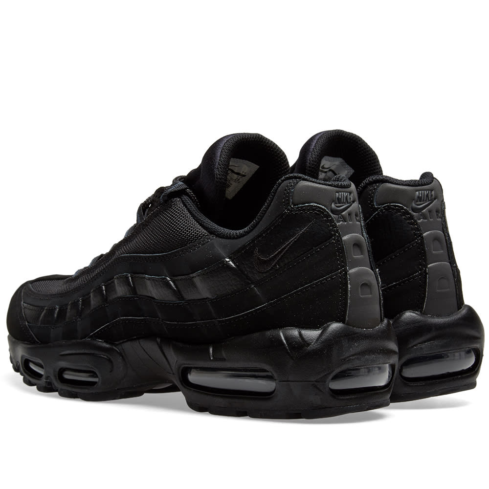 detailed look 36e77 e35f3 Nike Air Max 95 Black   Anthracite   END.