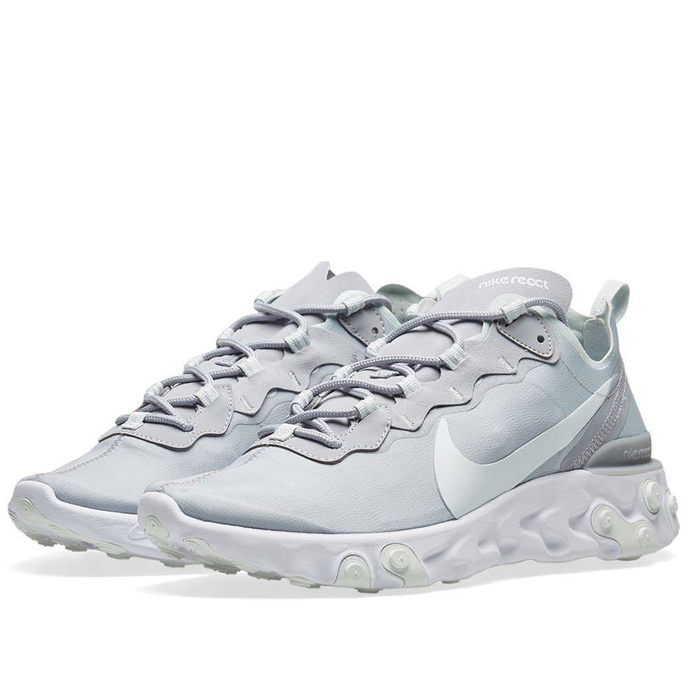 1d217f15e11 Nike React Element 55 W Wolf Grey