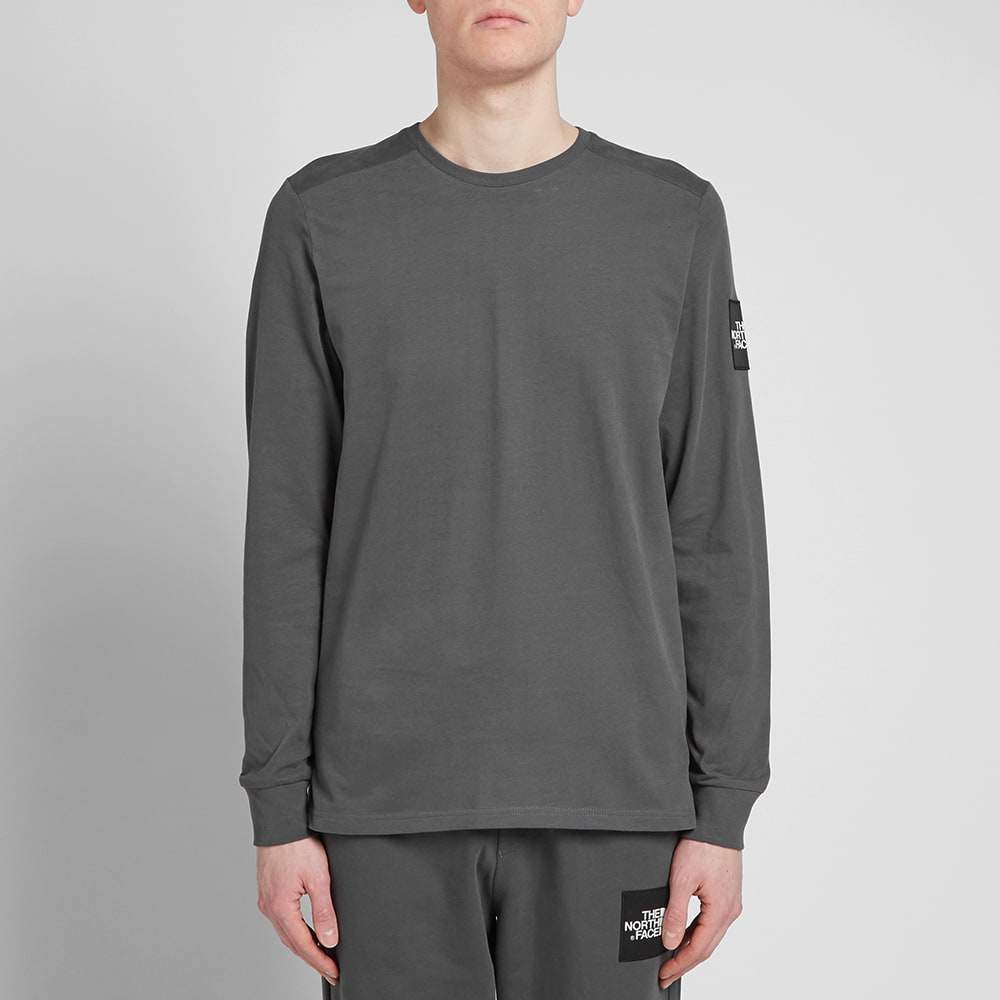 3dc32c29c The North Face Long Sleeve Fine 2 Tee
