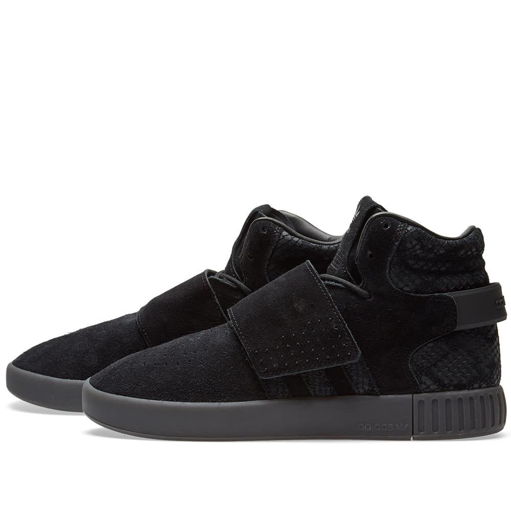 best sneakers 37837 27161 Adidas Tubular Invader Strap