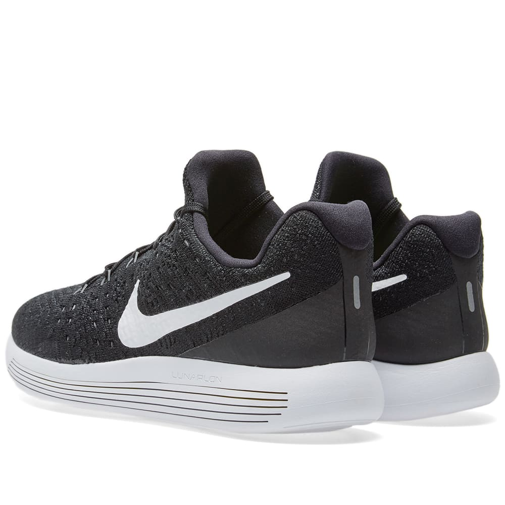 the latest 32861 272ca Nike LunarEpic Low Flyknit 2 Black, White   Anthracite   END.