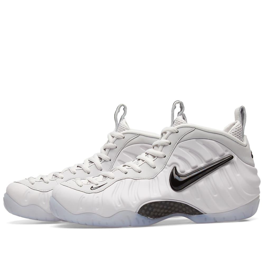 49cd1905320 Nike Air Foamposite Pro QS  All Star  Vast Grey   Black