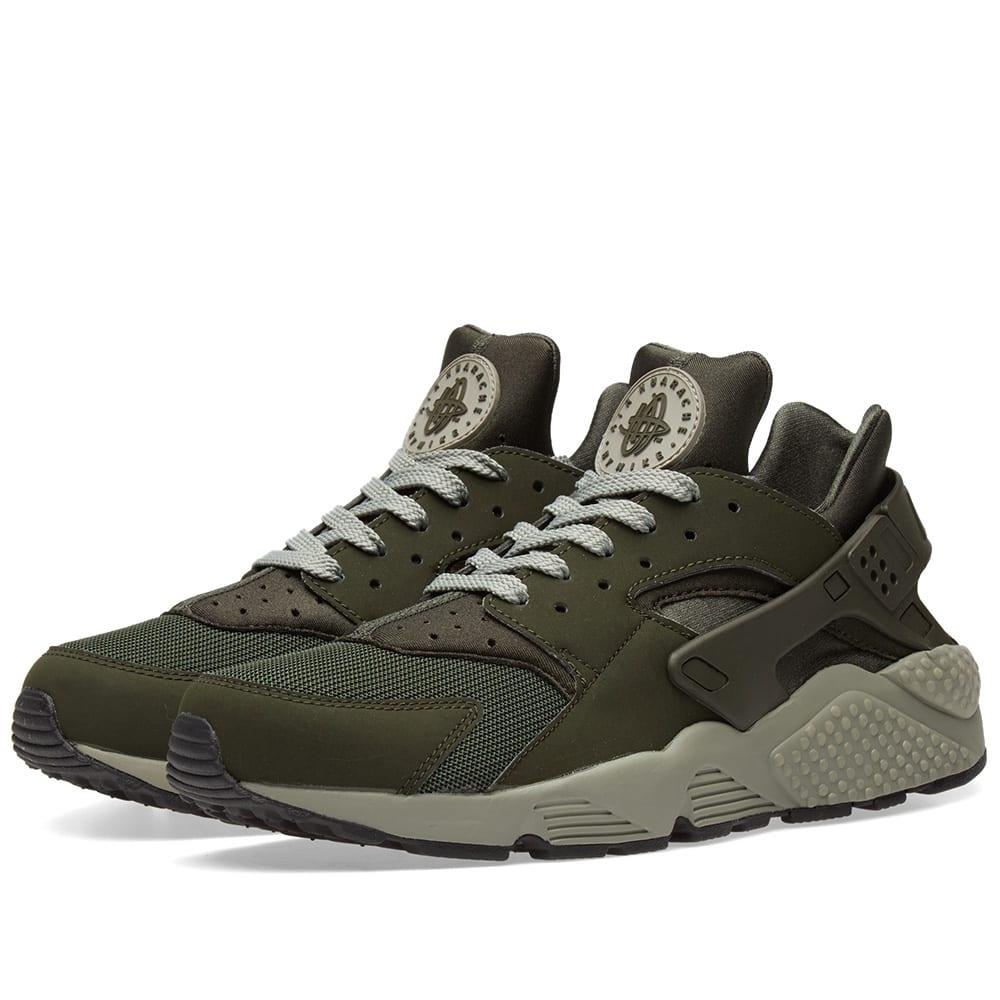 1821766d53c Nike Air Huarache Run In Green