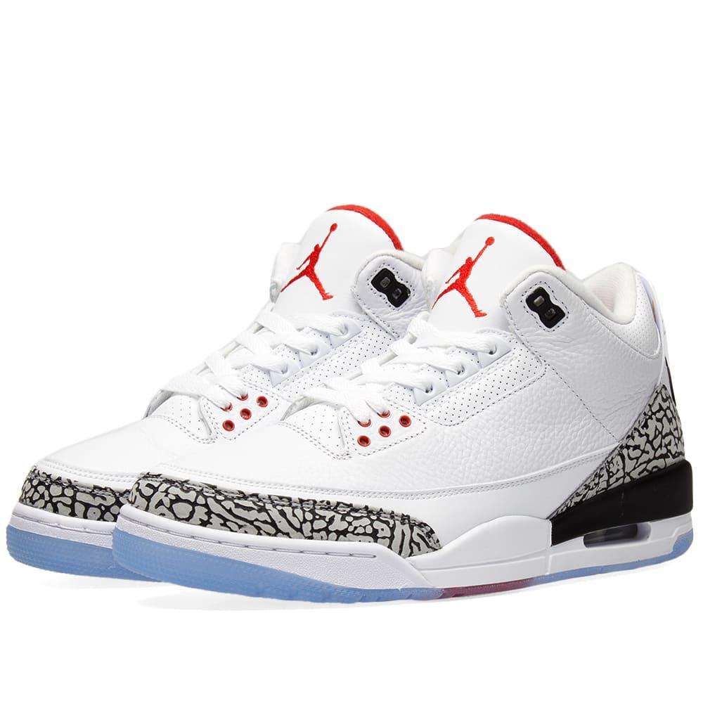 online store c4815 0d73c Nike Air Jordan 3 Retro EP