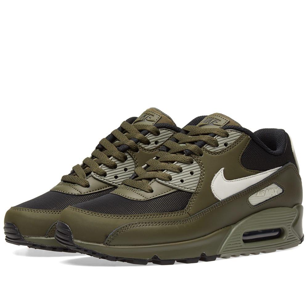 Nike Air Max '90 Essential Military Green 537384 309