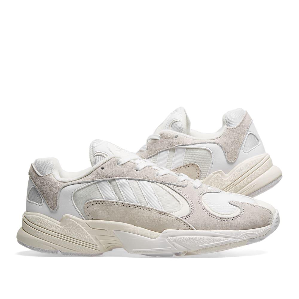 Adidas Yung 1 Cloud White \u0026 Footwear