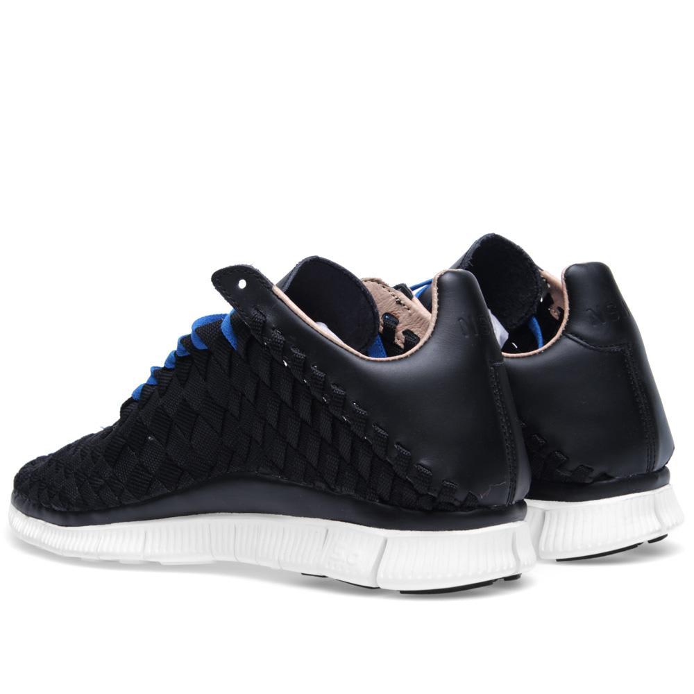 new york 44049 2d8f1 Nike Free Inneva Woven NRG Black   END.