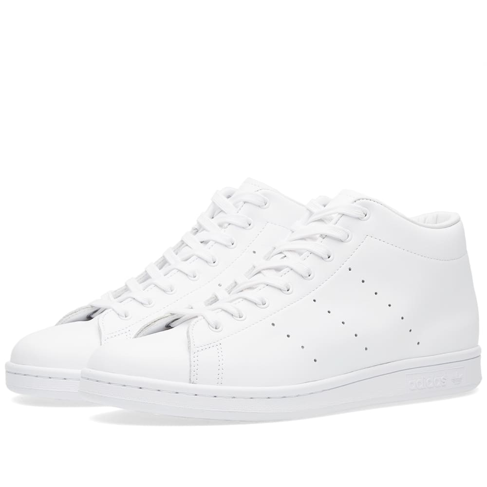 huge discount 783c9 9f9d1 Adidas x Hyke Stan Smith Hi