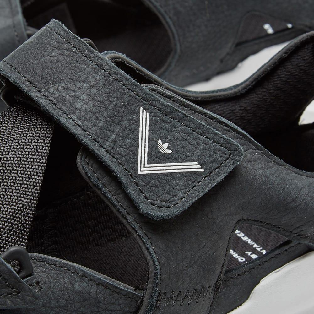 15bc6d6fa394 Adidas x White Mountaineering ADV Sandal Core Black   White