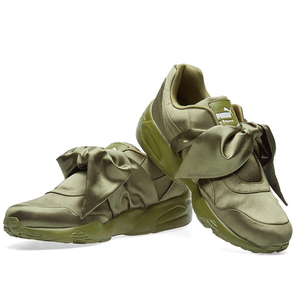 new product 689e5 39812 Puma x Fenty by Rihanna Bow Sneaker