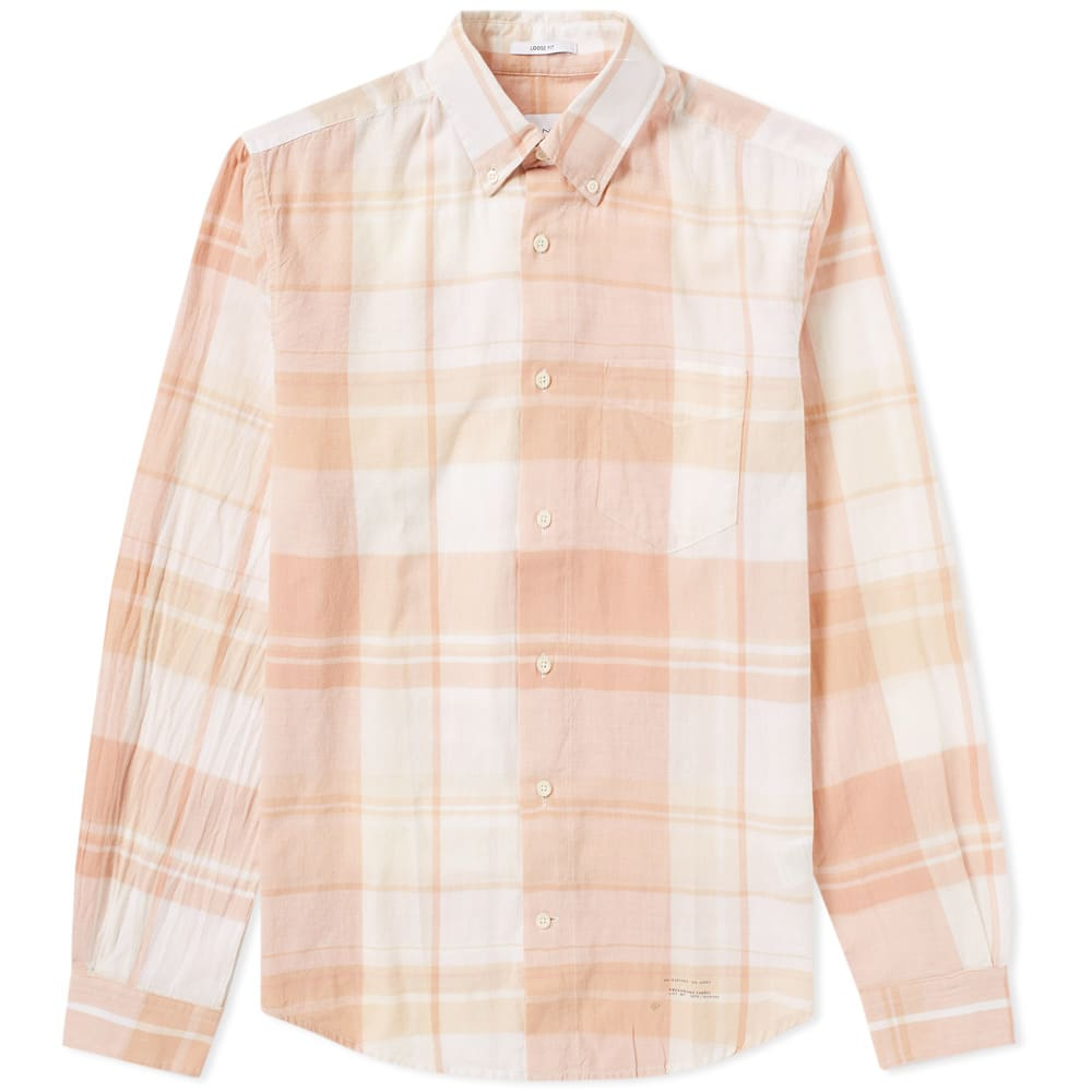 GANT RUGGER SELVEDGE SHIRT