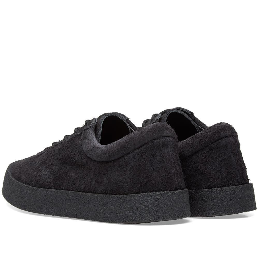 Petizione Gli sport inizio  Yeezy Season 6 Crepe Sneaker Black Suede | END.