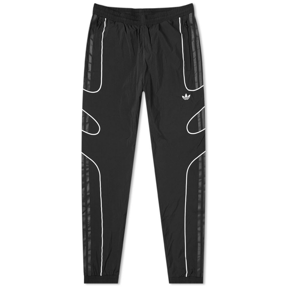 new products great fit coupon code Adidas Flamestrike Woven Track Pant