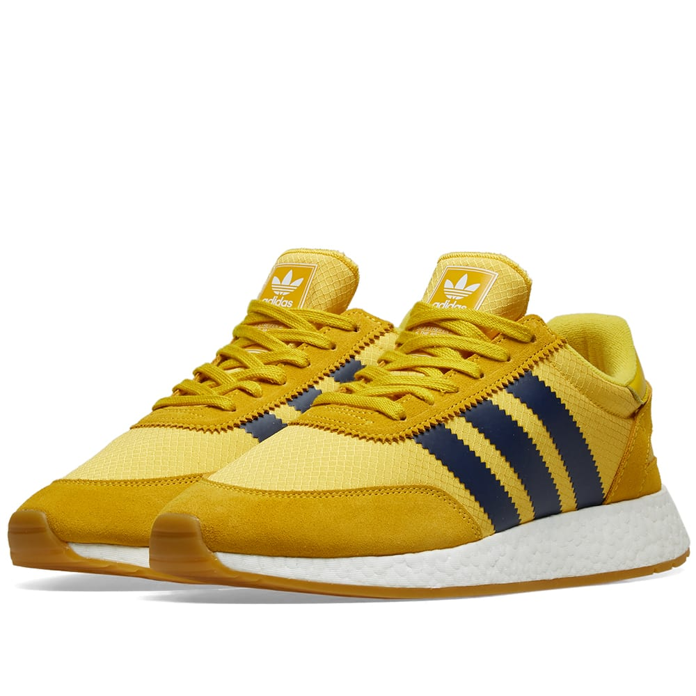 Adidas I-5923 Samstag Pack Tribe Yellow